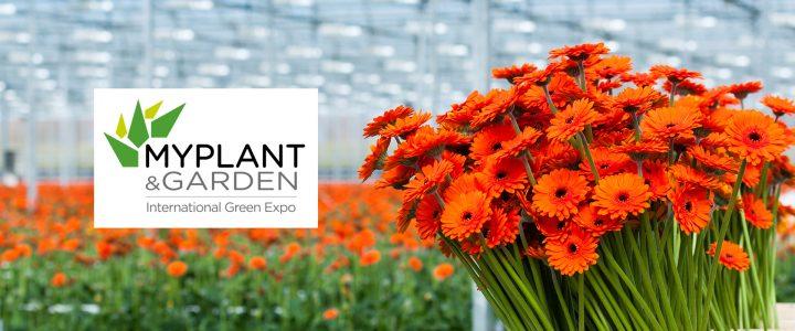 Tenartis à Myplant & Garden 2016